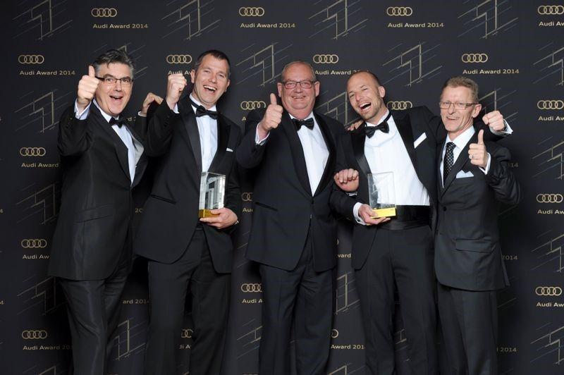 © APM AG | APM AG Der automobile VerbundAPM AG Audi Award 2014