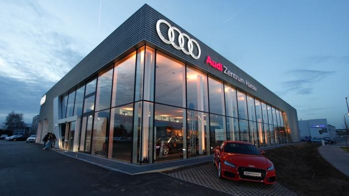 © APM AG | APM AG Der automobile Verbund | APM Partner Audi Zentrum Hanau